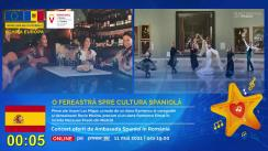 Zilele Europei 2021 / O fereastră spre cultura spaniolă (oferit de Ambasada Spaniei în România)