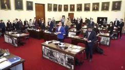 Ședința extraordinară a Consiliului Local Iași din 10 mai 2021