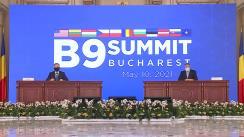 Deschiderea Summitului Formatului București (B9)