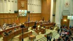 Ședința în plen a Camerei Deputaților României din 10 mai 2021