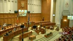 Ședința în plen a Camerei Deputaților României din 12 mai 2021