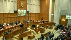 Ședința comună a Camerei Deputaților și Senatului României din 11 mai 2021