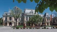 Ședință extraordinară a Consiliului Local al Municipiului Iași din 12 mai 2021