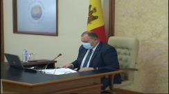 Ședința Guvernului Republicii Moldova din 12 mai 2021