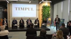 Lansarea Revistei Timpul din România, ediția din Republica Moldova
