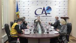 Ședința Consiliului Audiovizualului din 19 mai 2021