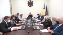 Ședința Consiliului Superior al Procurorilor din 20 mai 2021