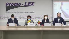Prezentarea de către Asociația Promo-LEX a constatărilor Raportului privind Drepturile Omului în regiunea transnistreană a Republicii Moldova. Retrospectiva anului 2020