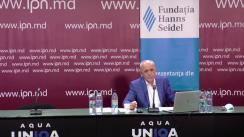 """Dezbateri publice organizate de Agenția IPN cu tema """"Demitizarea mesajelor electorale false și contracararea discursului instigator la dezbinare"""""""