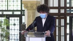 Conferință de presă susținută de Primarul General al Municipiului București, Nicușor Dan