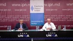 """Dezbateri publice organizate de Agenția de presă IPN cu tema """"Specificul campaniei electorale 2021: tradiții și tendințe noi"""""""