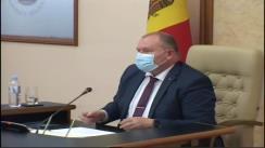 Ședința Guvernului Republicii Moldova din 26 mai 2021