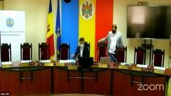 Ședința Comisiei Electorale Centrale din 28 mai 2021
