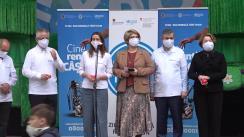 Eveniment organizat de Ministerul Sănătății, Muncii și Protecției Sociale dedicat Zilei Mondiale fără Tutun 2021