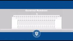 Conferință de presă după ședința Guvernului României din 3 iunie 2021