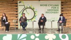 Evenimentul organizat de Green Revolution cu prilejul Zilei Mondiale a Bicicletei