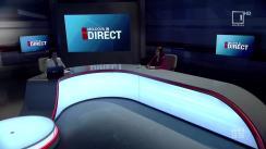 """Emisiunea """"Moldova în direct"""" de la postul de televiziune Moldova1. Invitat - Președintele Republicii Moldova, Maia Sandu"""