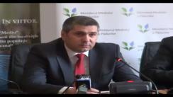 """Semnarea contractului  de finanțare prin intermediul POS Mediu pentru proiectul """"Sistem integrat de management al deșeurilor în județul Caraș-Severin"""""""