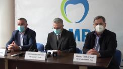 Conferință de presă susținută de președintele PMP, Cristian Diaconescu la sediul PMP Iași