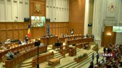 Ședința în plen a Camerei Deputaților României din 7 iunie 2021