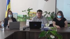 Masa rotundă de prezentare a rezultatelor Raportului de monitorizare a transparenței Administrației Publice Locale (APL) din orașul Dondușeni