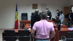 Ședința de judecată la Curtea de Apel Chișinău privind decizia CEC de deschidere a secțiilor de votare în diasporă