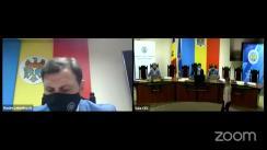 Ședința Comisiei Electorale Centrale din 10 iunie 2021