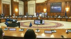 Participarea președintelui Camerei Deputaților, Ludovic Orban, la cea de-a VIII-a ediție a Conferinței Bucharest Model NATO