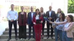 """Conferință de presă cu tema """"PACE cere Curții de Apel să oblige CEC să deschidă 220 de secții de vot în diasporă"""""""