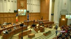 Ședința în plen a Camerei Deputaților României din 15 iunie 2021
