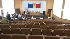 Ședința Consiliului Municipal Chișinău din 15 iunie 2021