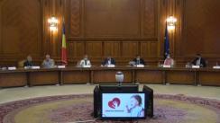 Dezbaterea inițiativei legislative privind susținerea tinerelor familii cu copii, prima inițiativă dintr-un amplu program național de stimulare a natalității, conceput și propus de PSD