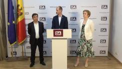 Lansarea angajamentelor Platformei DA în domeniul sănătății