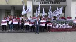 Protest organizat de Platforma DA împotriva politicilor ineficiente a Ministerului Agriculturii față de antreprenorii de la sate, fermieri, agricultori și lansarea angajamentelor pentru agricultură