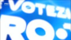 """Dezbateri electorale """"Te votezi la PRO TV"""". Concurenți: Partidul ȘOR, Partidul Acțiune și Solidaritate, Blocul electoral al Comuniștilor și Socialiștilor"""