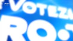 """Dezbateri electorale """"Te votezi la PRO TV"""". Concurenți: Mișcarea Profesioniștilor """"Speranța-Надежда"""", Partidul Democrat din Moldova, Partidul Platforma Demnitate și Adevăr"""