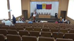 Ședința Consiliului Municipal Chișinău din 22 iunie 2021