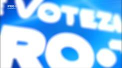 """Dezbateri electorale """"Te votezi la PRO TV"""". Concurenți: Partidul Unității Naționale, Partidul Democrația Acasă, Partidul NOI"""