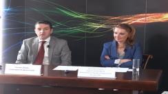 """Conferință de presă cu ocazia lansării platformei de responsabilitate socială """"Viitorul alege inovația"""""""