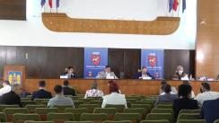 Ședința ordinară a Consiliului Județean Iași din 23 iunie 2021