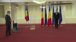 Ceremonie de decorare a Președintelui Partidului Popular European, Donald Tusk