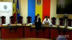 Ședința Comisiei Electorale Centrale din 25 iunie 2021