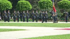 """45 de absolvenți ai Academiei Militare a Forțelor Armate """"Alexandru cel Bun"""" vor primi diplomele de licență și gradul primar de """"locotenent"""""""