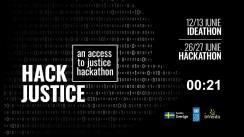 Hackjustice: An Access to Justice Hackathon