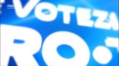 """Dezbateri electorale """"Te votezi la PRO TV"""". Concurenți: Partidul Oamenilor Muncii, Partidul Schimbării, Partidul Noua Opțiune Istorică, Veaceslav Valico"""
