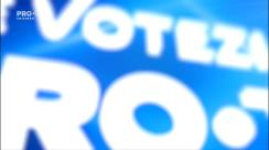 """Dezbateri electorale """"Te votezi la PRO TV"""". Concurenți: Partidul Acasă Construim Europa, Partidul Schimbării, Partidul Democrat din Moldova"""
