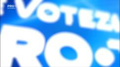 """Dezbateri electorale """"Te votezi la PRO TV"""". Concurenți: Partidul Unității Naționale, Partidul Noua Opțiune Istorică, Partidul Regiunilor din Moldova"""