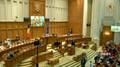 Ședința în plen a Camerei Deputaților României din 28 iunie 2021