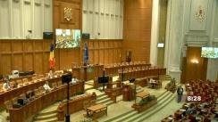 Ședința în plen a Camerei Deputaților României din 29 iunie 2021