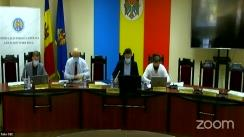 Ședința Comisiei Electorale Centrale din 28 iunie 2021